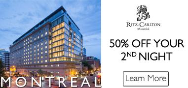 RitzCarltonMontreal Montreal Feb11-Feb24 Promo