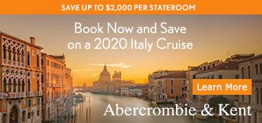 AbercrombieKent Italy Dec2-Dec15 Promo