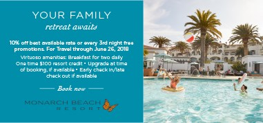 MonarchBeach NorthAmerica Mar12-Mar25 Promo