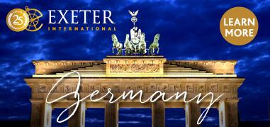 Exeter Germany Dec3-Dec16 Product