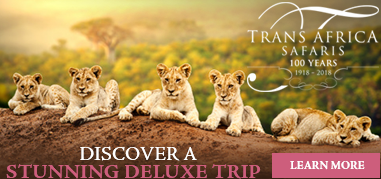 Trans Africa Safaris Africa Jun18-Jul1 Promo