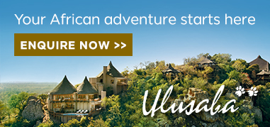 Ulusaba Africa Jun18-Jul1 Promo