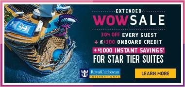 RCI Caribbean Feb12-Feb25 Promo