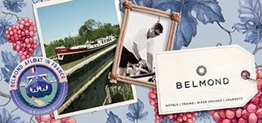 BelmondCruises France Feb12-Feb25 Brand