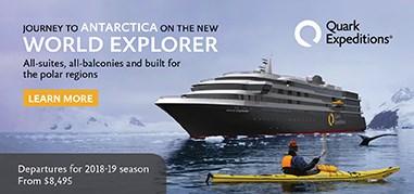QuarkExpeditions Antarctica Apr9-Apr22 Product