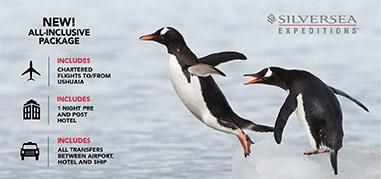 SilverseaCruises Antarctica Apr9-Apr22 Product