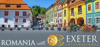 Exeter Romania Apr9-Apr22 Product
