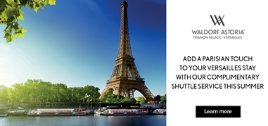 TrianonPalaceVersailles France Apr23-May6 Promo