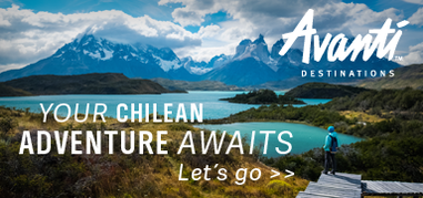 AvantiDestinations Chile Sep10-Sep23 Product