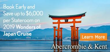 AbercrombieKent Japan Jun18-Jul1 Promo