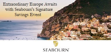 Seabourn Europe Jan15-Jan28 Promo