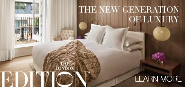 TheLondonEDITION London Feb10-Feb23 Promo