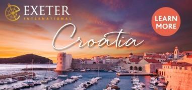 Exeter Croatia Feb10-Feb23 Promo